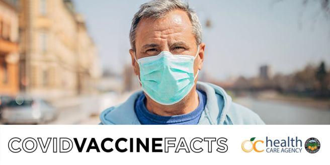Orange County California OC Health COVID19 Vaccine Banner PSA