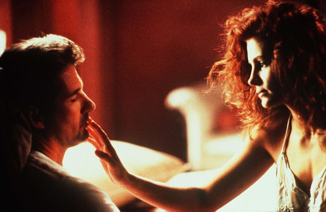 Richard Gere and Julia Roberts in Pretty Woman Courtesy of Touchstone/Kobal/Shutterstock