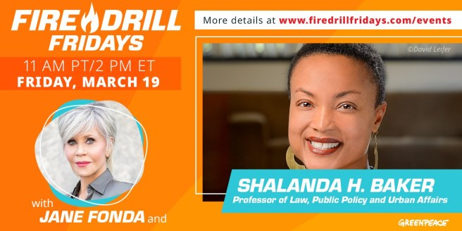 Fire Drill Fridays March 19 2021