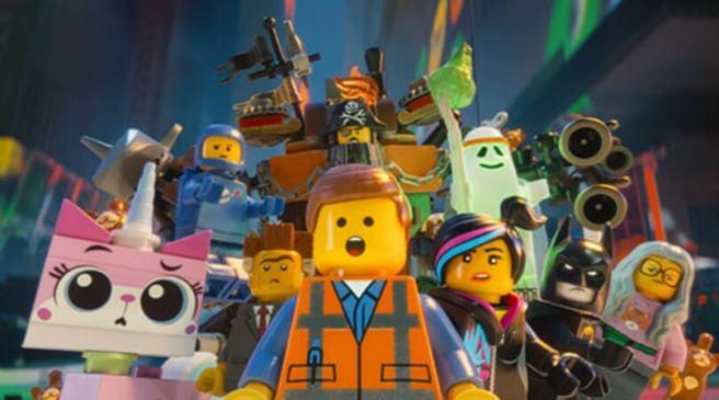 The Lego Movie Courtesy of WarnerBros.com