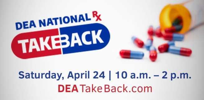 Orange County National Prescription Drug Take Back Day Saturday April 24 2021