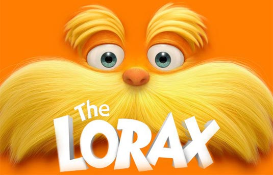 The Lorax Courtesy of Universal Pictures
