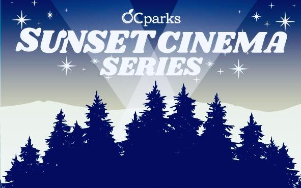 Orange County California Parks Summer Sunset Cinema 2021