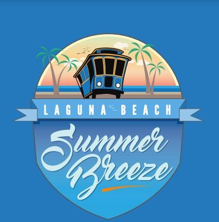 Laguna Beach Summer Breeze Trolley
