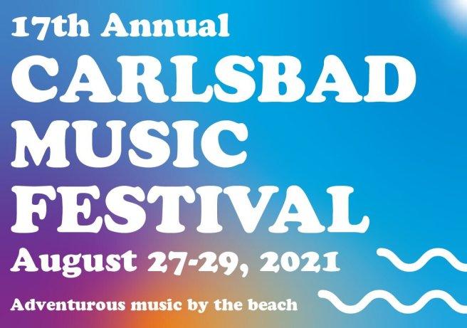 Carlsbad California Music Festival Sunday August 29 2021