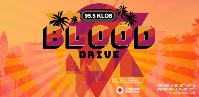 Laguna Woods KLOS American Red Cross Blood Drive August 20 2021