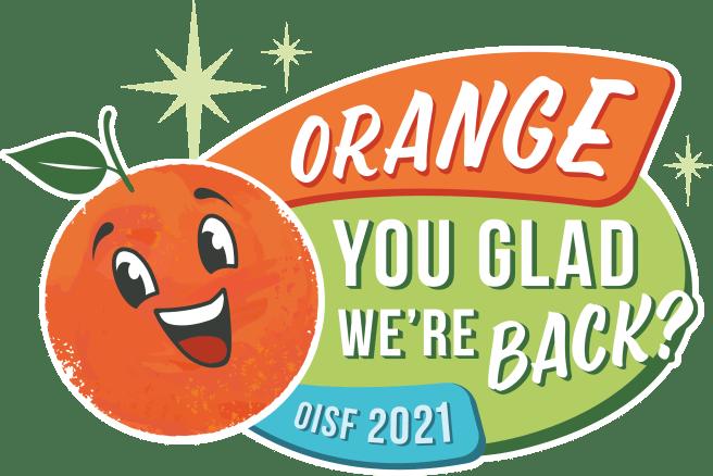 Orange International Street Fair Labor Day Weekend 2021