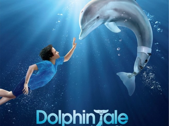 Dolphin Tale Courtesy of Warners Brothers Screening at Dana Point Salt Creek Beach Friday September 3 2021