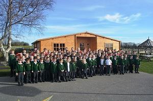 Dallington School Photo