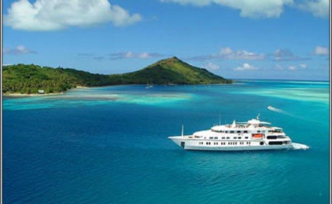 Tahiti Cruises South Pacific Vacations South Pacific