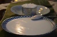 Coconut medium = 1 cup of coconut cream + 1 cup of coconut milk