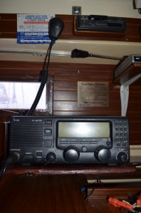 Four things eat the amps. Our SSB will burn 30amps on transmit keep it short and sweet!