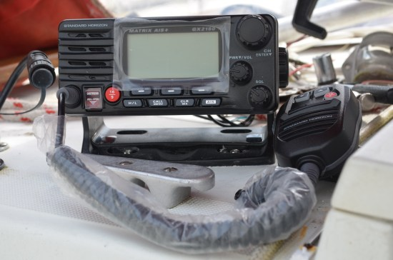Our AIS VHF Radio