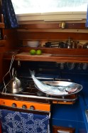 Small Galley keep simple