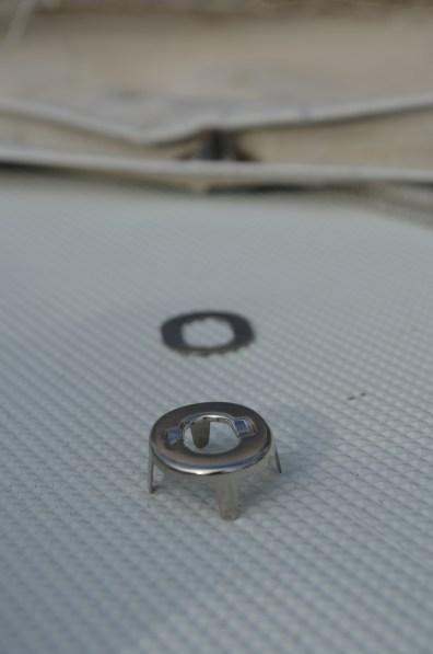 tools to attach with fibreglass.