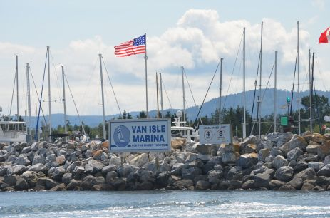 Van Isle Marina