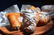 Pastries from Dutch Bakery, A treat of Victoria