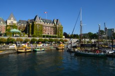 The Empress {Fairmont} hotel