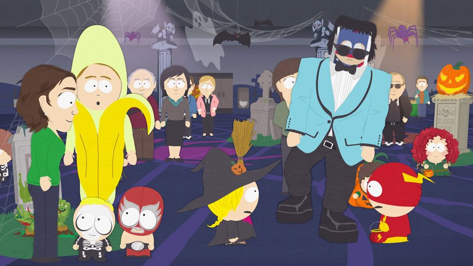 REVIEW: SOUTH PARK: THE HALLOWEEN EPISODES – PART 5: A NIGHTMARE ...