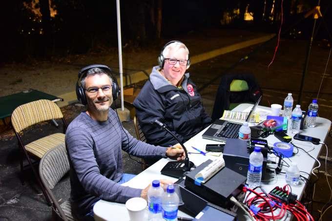 15 Jeff and Eric night