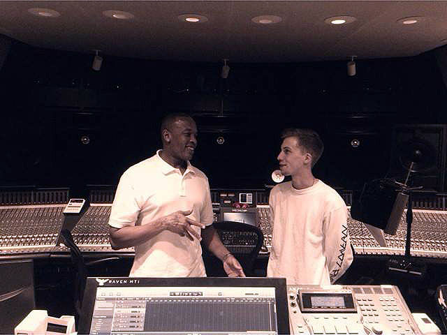 Dr. Dre's New Protege Justus Talks Eminem And Making Of 'Compton'