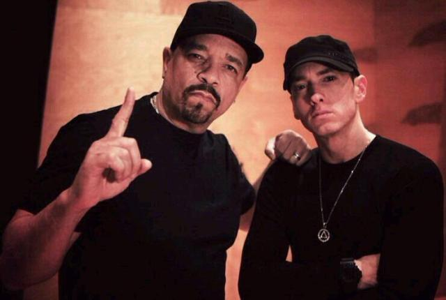 """Ice-T: """"I was Eminem fan before Dre signed him. I was already up on him"""""""