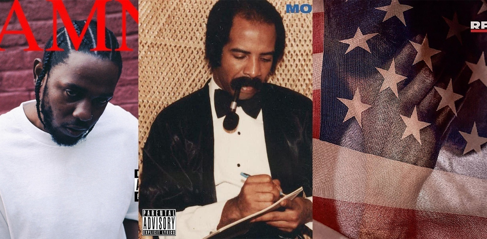 Top 10 Fastest Selling Hip-Hop Albums in 2017 – Southpawer