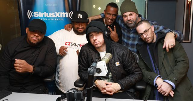 Listen: Eminem lists his favorite 13 diss tracks of all time !