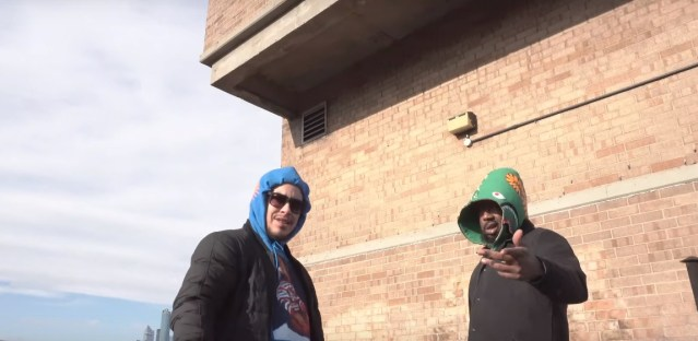 """New Music Video: Conway – """"G Money On The Roof"""" ft. Flee Lord"""