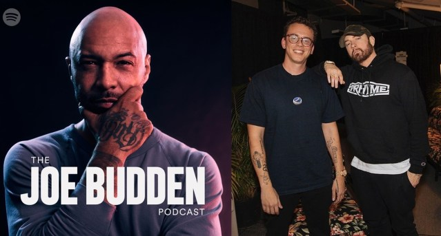 """Joe Budden, Mal & Rory talk about Logic & Eminem's """"Homicide"""" in their latest podcast"""