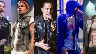 Watch: Yelawolf calls out Post Malone, G-Eazy & Logic during the