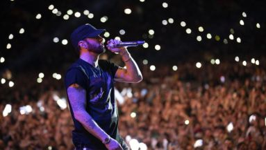 WATCH: Official promotional video for Eminem's show in Abu Dhabi