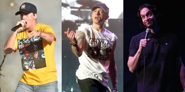 "Logic & Eminem's ""Homicide"" hits #1 on iTunes Top Songs in ALL GENRES"