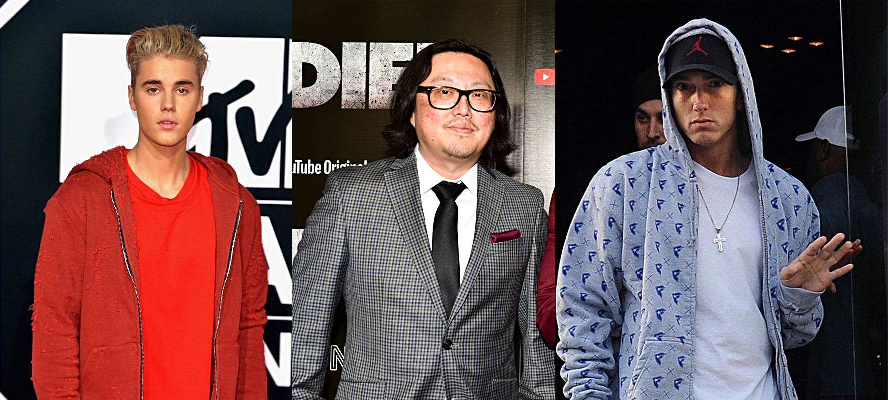 Joseph Kahn wants Eminem to diss Justin Bieber for