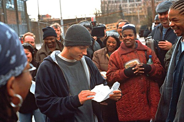 """Xzibit says he refused to have his raps written on """"8 Mile"""" battle scene & he wrote it himself"""