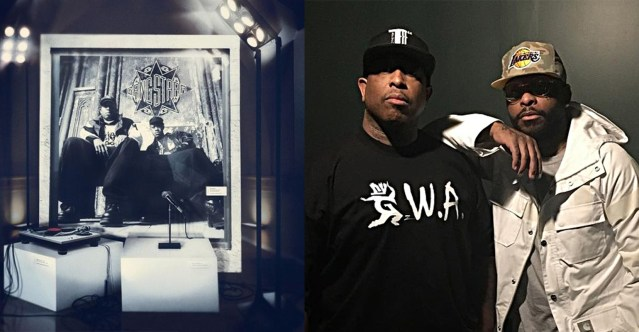 """New Song: Gang Starr – """"What's Real"""" ft. Group Home & Royce 5'9″"""