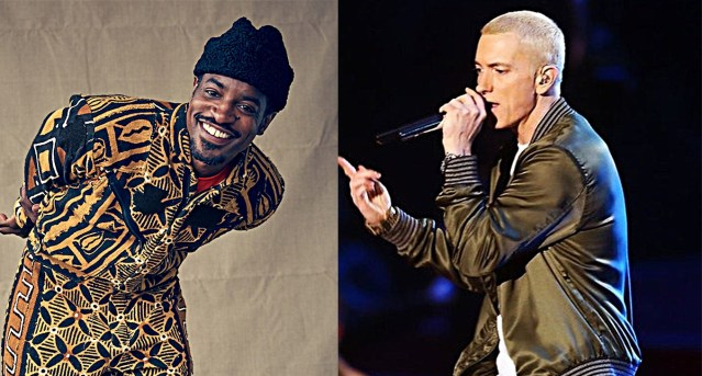 New Interview: Andre 3000 reminisces discussing hip-hop with Eminem