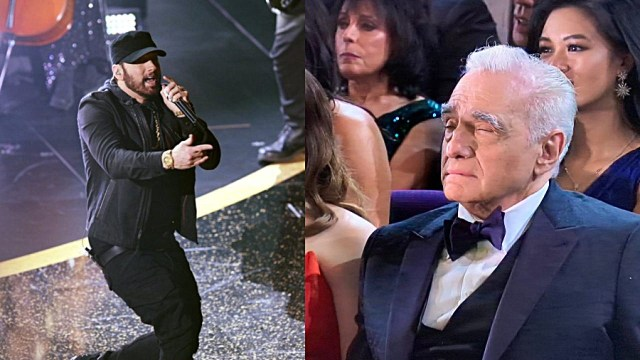 Martin Scorsese's daughter says her father was actually enjoying Eminem's music