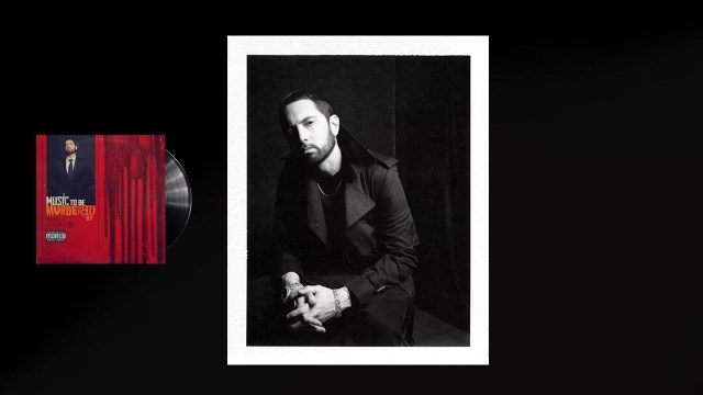 """""""MTBMB"""" is officially lowest first-week selling album in Eminem's catalog"""