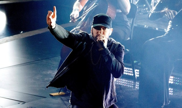 "IT'S OFFICIAL: Eminem's ""Lose Yourself"" was the Top Social Moment from the Oscars 2020"