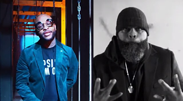 "Royce 5'9″ drops music video of ""Tricked,"" featuring Kxng Crooked"