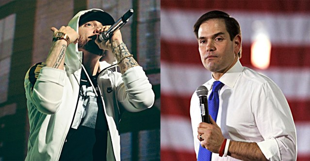 "TRENDING: Senator's misspelling of ""Marshall Law"" led people think it's Eminem's new album"