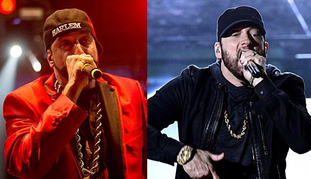 """Has R.A. The Rugged Man just fired shots at Eminem in a new song """"Golden Oldies"""" ?!"""