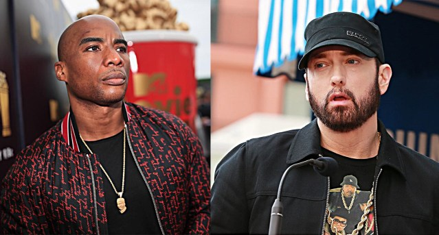"""Charlamagne to Fat Joe: """"I can name 7 rappers who can wash Eminem in Verzuz battle"""""""