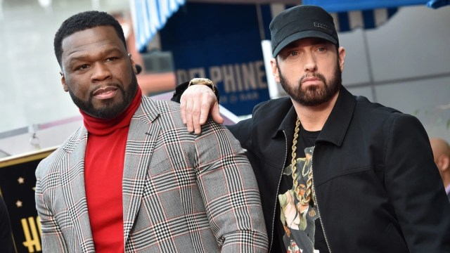 50 Cent talks relationship with Eminem, reveals text message that Eminem sent him few days ago