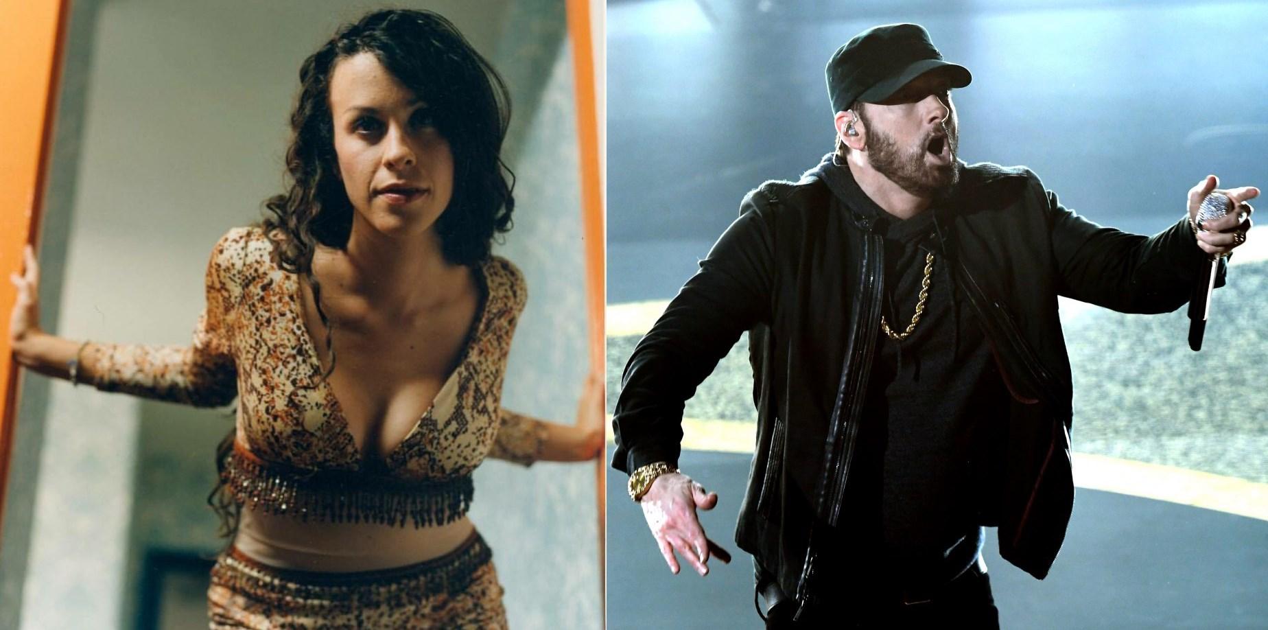 Alanis-Morissette-Eminem