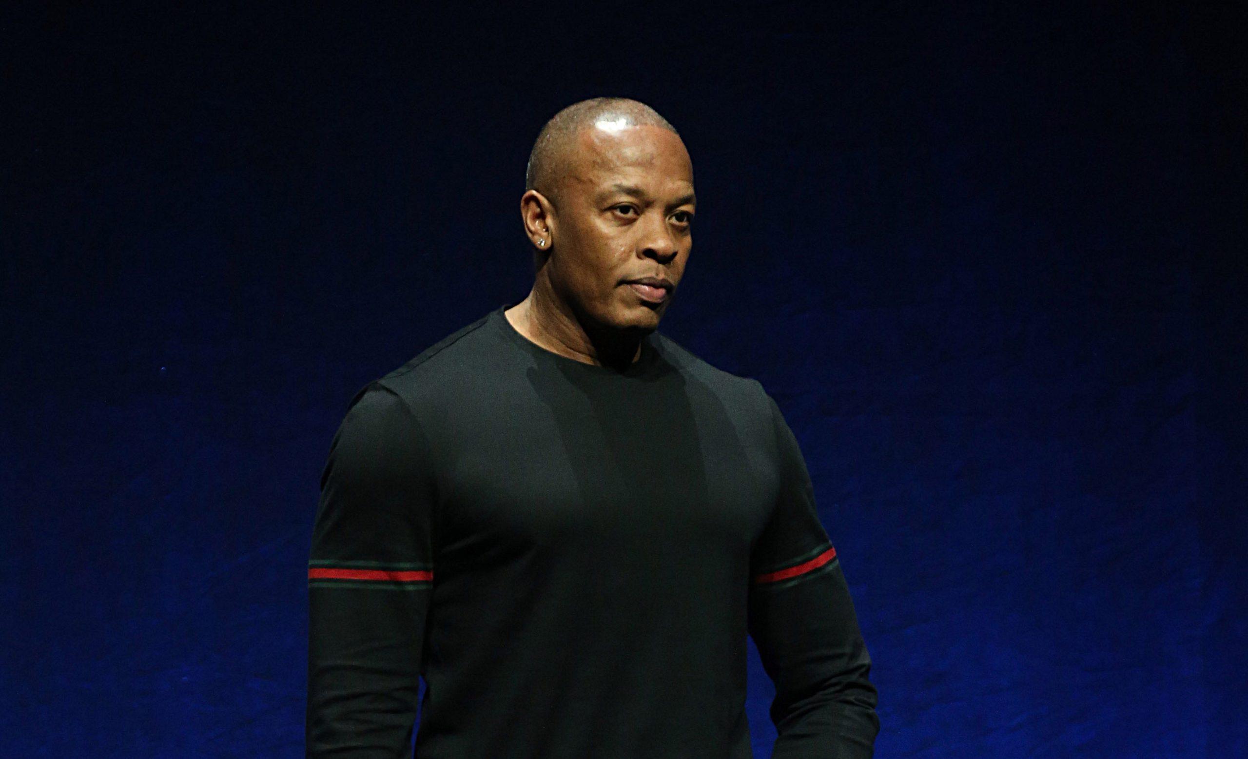 Dr-Dre-Hospitalized