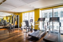 Spa & Gym South Place Hotel Luxury London