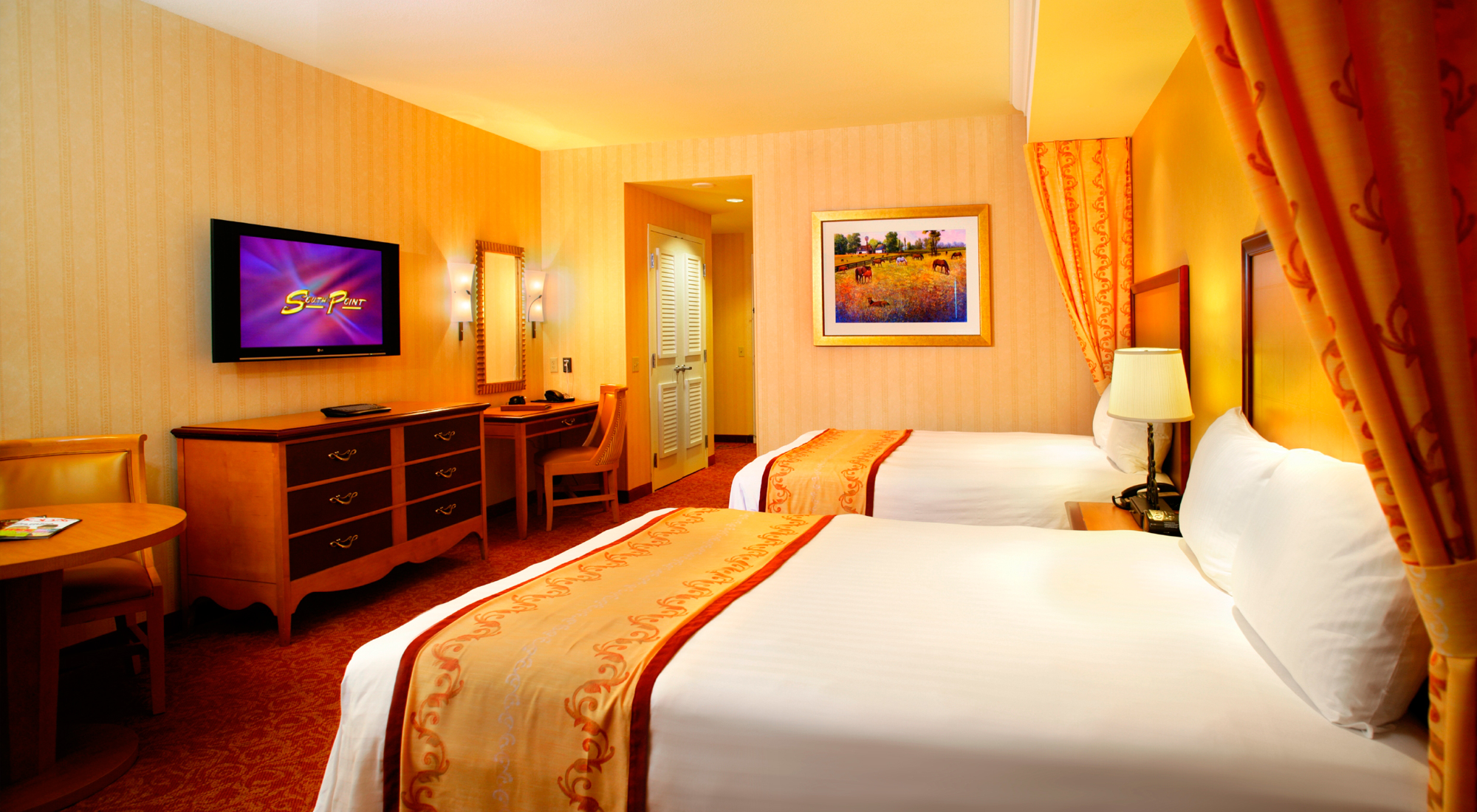 Las Vegas Hotel  South Point Hotel Casino and Spa