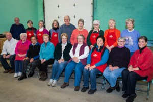 South Portland Food Cupboard - The staff of volunteers
